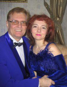 Татьяна и Геннадий Ольховатские