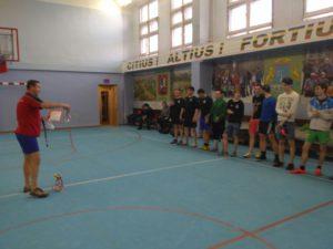 Турнир по мини-футболу среди любительских команд