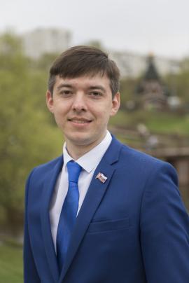 Власкин Максим Геннадьевич
