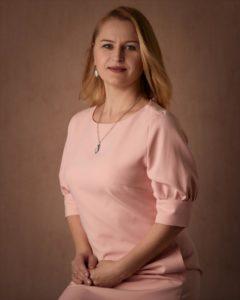 Степанова Маргарита Владимировна